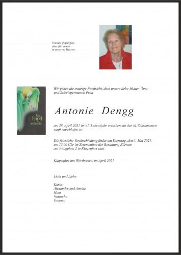 Antonie Dengg