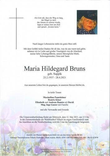 Maria Hildegard Bruns
