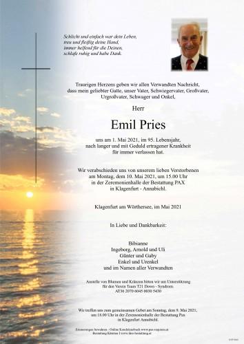 Emil Pries