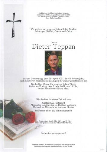 Dieter Teppan