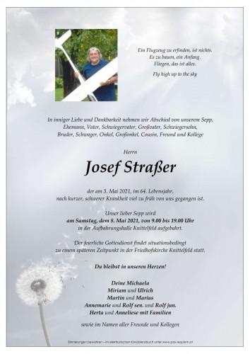Josef Straßer