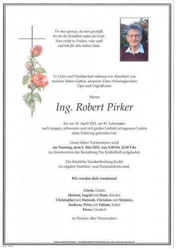 Ing. Robert Pirker