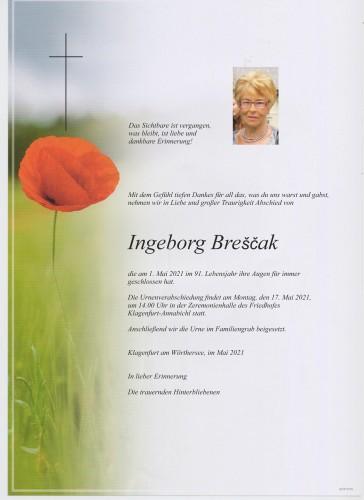 Ingeborg Breščak
