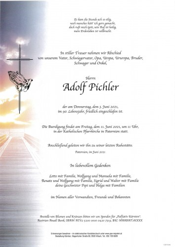Adolf Pichler