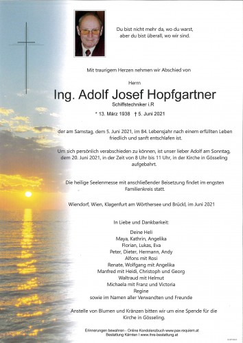 Adolf Hopfgartner