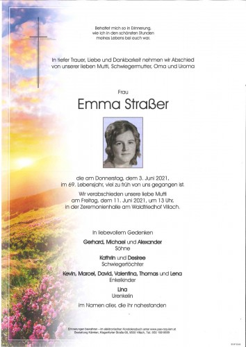 Emma Straßer
