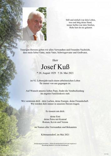 Josef Kuß
