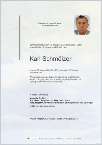 Karl Schmölzer