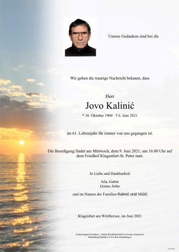 Jovo Kalinić