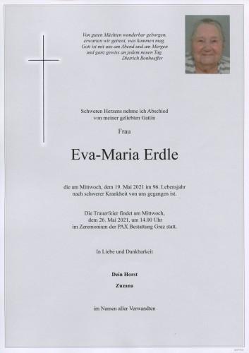 Eva-Maria Erdle