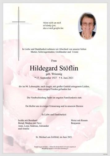 Hildegard Stöflin