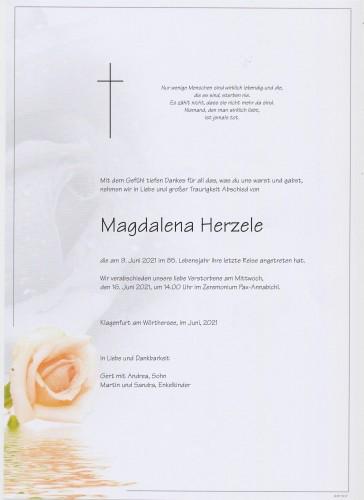 Magdalena Herzele