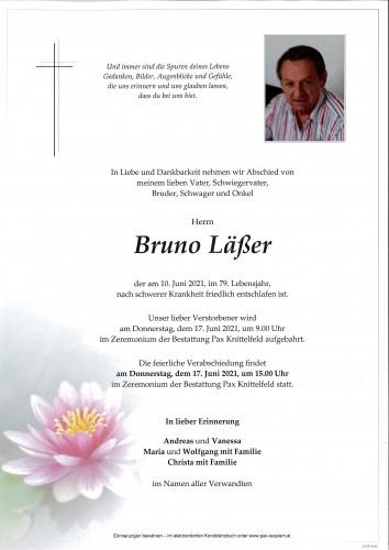 Bruno Läßer