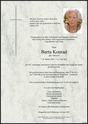 Berta Konrad