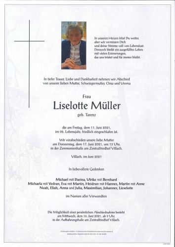 Liselotte Müller