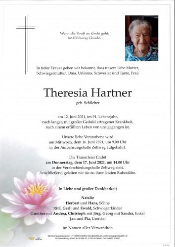 Theresia Hartner