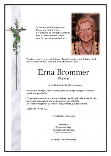 Erna Brommer