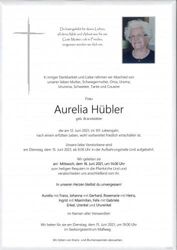 Aurelia Hübler