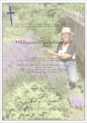 Hildegard Pischelsberger