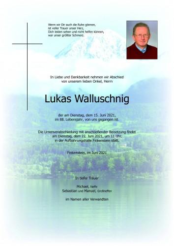 Lukas Walluschnig