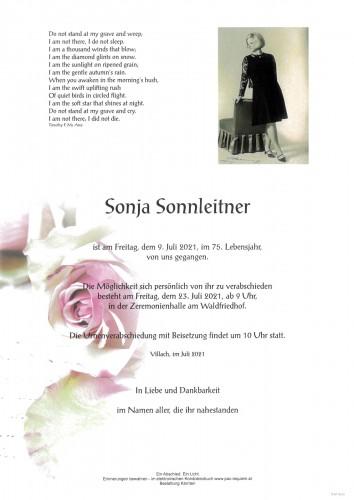 Sonja Sonnleitner