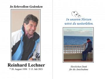 Reinhard Lechner