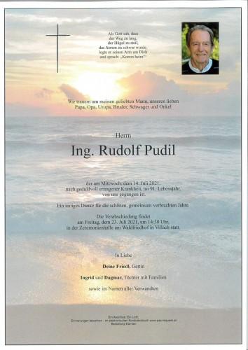 Rudolf Pudil