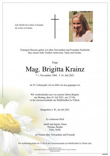 Mag. Brigitta Krainz