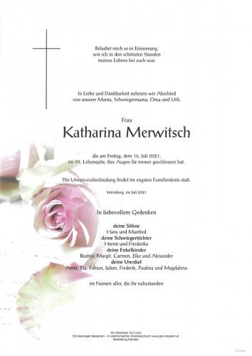 Katharina Merwitsch