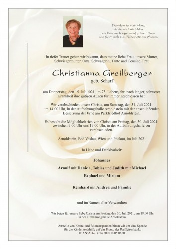 Greilberger Christianna