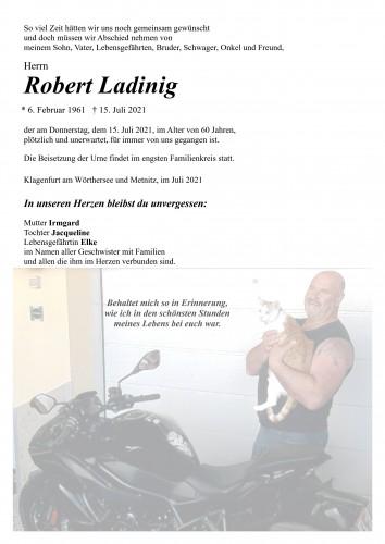 Robert Ladinig