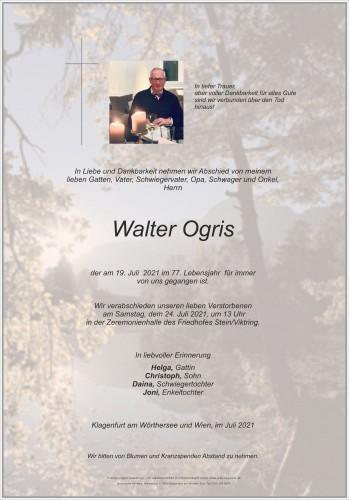 Walter Ogris