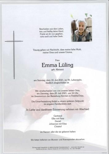 Emma Lüling