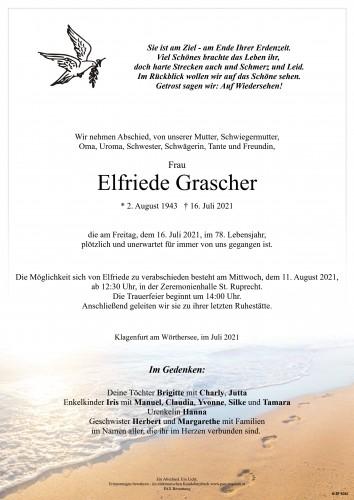 Elfriede Grascher
