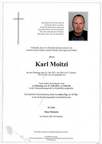 Karl Moitzi