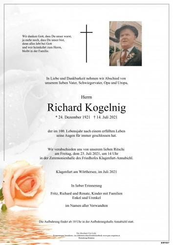 Richard Kogelnig