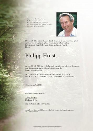 Philipp Hrust
