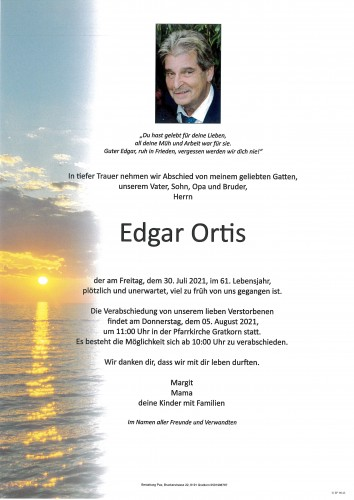 Edgar Ortis
