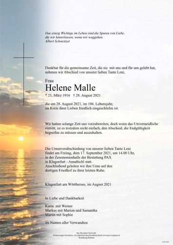 Helene Malle