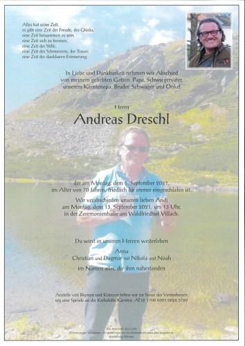 Andreas Dreschl