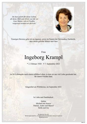 Ingeborg Krampl