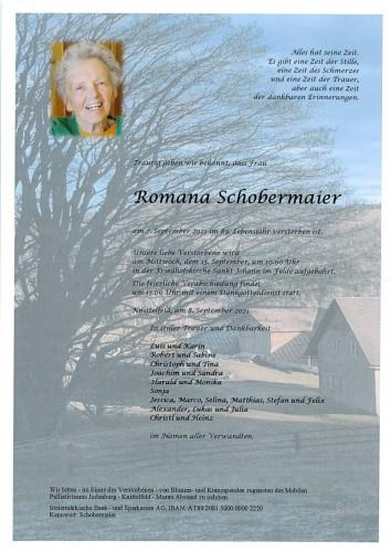 Romana Schobermaier