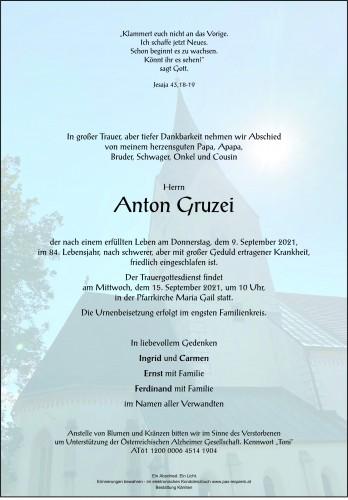 Anton Gruzei