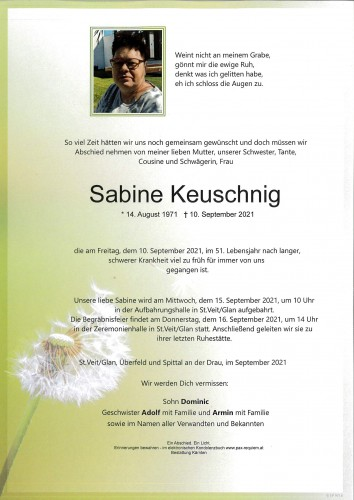 Sabine Keuschnig