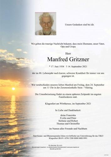 Manfred Gritzner