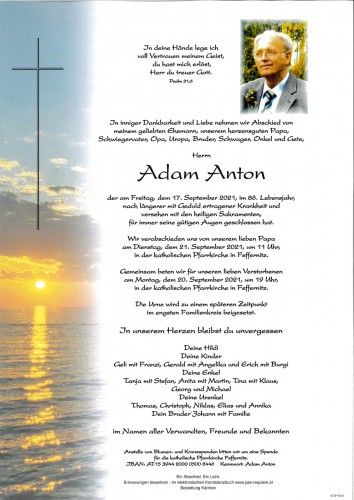 Adam Anton