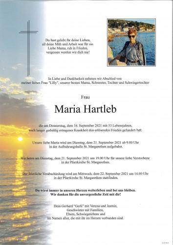 Maria Hartleb