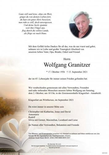 Wolfgang Granitzer