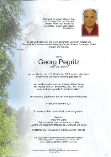 Georg Pegritz