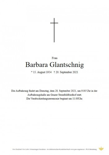 Barbara Glantschnig